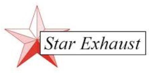 Star Coolant Tubes